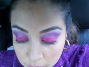 Makeup by me.
